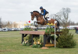 - Belton International Horse Trials 2015