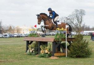 - Belton International Horse Trials 2015