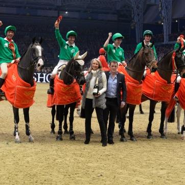 Markel Champions Challenge in aid of Injured Jockeys fund Winners - Flat Jockeys
